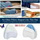 Au Orthopedic Contour Legacy- Leg Pillow For Back Hip Legs&knee Support Firm New