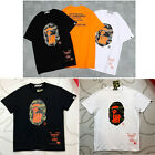 Men's A Bathing Ape T-shirt Undefeated Spirit Camo Bape tee US size image
