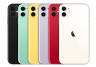 Apple iPhone 11- 64GB All Colors - GSM & CDMA Unlocked - Apple Factory Warranty
