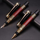 Kyпить 0.5mm Luxury Metal Steel Ink Fountain Pen Business Writing Roller Ballpoint Pens на еВаy.соm