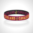Reversible Cleveland Cavaliers Bracelet Wristband