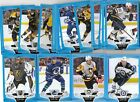 19/20 O-Pee-Chee OPC Blue Border Parallel #94 Brent Burns - San Jose Sharks