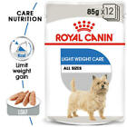 ROYAL CANIN® Light Weight Care Wet Pouches Adult Dog Food   Dogs