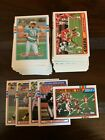 1989 TOPPS FOOTBALL #201 thru #396 - PICK ANY CARD(S) YOU NEED -- NMMT or better $1.95 USD on eBay