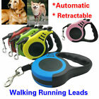 1pcs Automatic Retractable Nylon Dog Lead Extending Walking Running Leads New