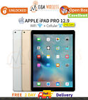 """Apple iPad Pro 12.9"""" 2nd Gen WiFi  Cellular All Colors/Capacity Excellent Con"""
