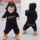 Kyпить Newborn Toddler Infant Baby Boy Kid King Romper Jumpsuit Bodysuit Clothes Outfit на еВаy.соm