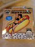 NEW Big Mouth Inc. Giant Beach Blanket Hotdog with Bonus Beach Pillow MSRP: $45