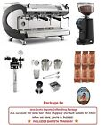 BEST Commercial COFFEE SHOP Espresso Machine Simonelli Aurelia WAVE Packages