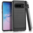 Samsung Galaxy S10 Deluxe Brushed Max 3 Case Protective Cover