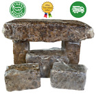 Raw African Black Soap Bar - PREMIUM QUALITY Organic Unrefined 100% Natural BULK