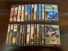 2019 TOPPS HERITAGE MINORS BLACK Border Parallel #/50 - PICK ANY YOU NEED