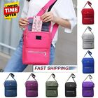 US Women Casual Nylon Crossbody Shoulder Bag Travel Handbag Satchel Tote Purse image