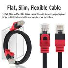 Ethernet Cable Flat Design CAT6 Network Wire RJ45 Lan Cable for Router PC Lot