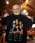 James Bond 007 1962-2020 Signatures T-shirt Black $17.99 CAD on eBay