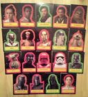 Topps Star Wars Journey to The Rise of Skywalker Character Sticker singles $5.99 USD on eBay
