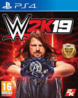 🔥 WWE 2K19 Playstation 4 PS4  Complete CIB
