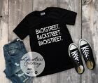 Backstreet T Shirt - baby youth adult - Backstreet Boys concert shirt