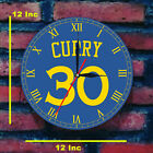 NEW Stephen Curry 30 Golden State Warriors Wall Clocks Wood Personalised clock on eBay
