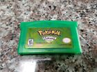 Pokemon Emerald Ruby Sapphire Fire Red Leaf Green GBA FAST SHIPPING FROM USA