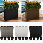 Plant Flower Container Pot Basket Raised Bed Planter with 4 Removable Pot Garden