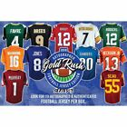 2019 Gold Rush Football 1 Box Break Autographed Jersey Series 3 Pick your Team $6.5 USD on eBay