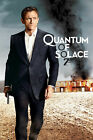 Quantum of Solace 2 Poster Movie Poster Canvas Picture Art Wall Decore £4.0 GBP on eBay