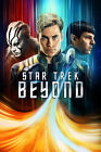 Star Trek Beyond 1 Poster Movie Poster Canvas Picture Art Wall Decore on eBay