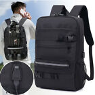 Travel Password Backpack Bag With USB Port Anti-theft Large Capacity for Laptop