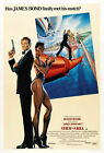 A View to a Kill 2 Poster Movie Poster Canvas Picture Art Wall Decore £4.0 GBP on eBay