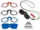 Glasses Nose Pince Nez view reading Box Plastic and snare NR1