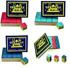 GENUINE TRIANGLE SNOOKER or POOL Cue Tip CHALK - By Tweeten USA in BOX or PIECES £1.59 GBP on eBay