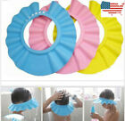 Kyпить Adjustable Baby Shower Cap Baby Kids Children Bath Shampoo Shield Hat Wash Hair на еВаy.соm