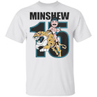 Vintage Magic Gardner Minshew Jacksonville Jaguars T-Shirt $19.99 USD on eBay