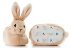 Flopsy Peter Rabbit Soft Toy Rattle Spiral Comforter Pull Along Comforter Mobile