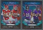 2019 Panini Playoff THUNDER & LIGHTNING Insert Complete Your Set - You Pick! $2.99 USD on eBay