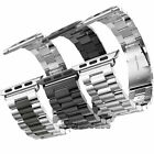 Stainless Steel Wrist iWatch Band Strap 40/44mm For Apple Watch Series 5/4/3/2/1 image