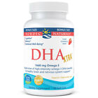 Nordic Naturals Strawberry DHA Xtra - Potent Support for Brain & Nervous System $27.16 USD on eBay
