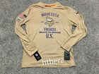 2019 Minnesota Vikings Nike Salute to Service Long Sleeve Shirt IN HAND M - 3XL $44.99 USD on eBay