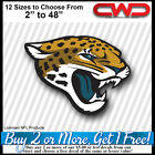 Jacksonville Jaguars Football Logo Licensed Decal 12 Sizes Free Ship 70308 $3.99 USD on eBay