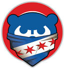 "Chicago Cubs Flag MLB Baseball Sport Car Bumper Sticker Decal ''SIZES"" on Ebay"
