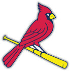 "St. Louis Cardinals MLB Baseball Car Bumper Sticker Decal ''SIZES"" on Ebay"