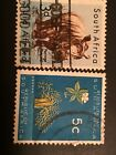 Various Dated Suadi Afrika Stamps Of The Republic, No Glue On Backs