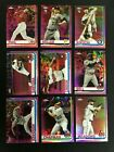 2019 Topps Chrome Update Baseball Pink Refractor - You Pick - Complete Your SetBaseball Cards - 213