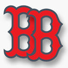 2x BOSTON RED SOX Logo Vinyl Sticker Laptop Car Truck Locker on Ebay
