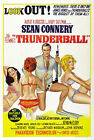 Thunder Ball 6 Poster Canvas Picture Art Wall Decore £63.0 GBP on eBay