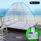 Mosquito Net for Bed Pop Up Nursery Guard Tent Folding Bottom Canopy Zipper image