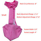 2 Sizes Adjustable Cloth Diaper Wearable Poultry for Farm Pet Goose/Duck/Chicken