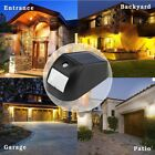 Solar Powered 9 LED Light Outdoor Garden/ Yard/ Wall/ Fence/ Pathway Lamp LOT US