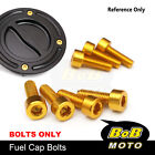 CNC Fuel Gas Cap Bolts Fit Speed Triple 955i All Years Sprint 1050 ST 2005+ 05+ $15.8 USD on eBay